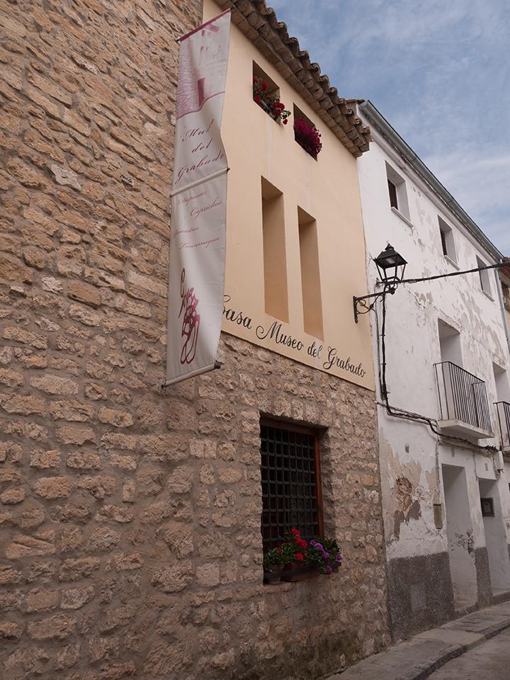 La Fundación Fuendetodos Goya con la Carpeta Silla